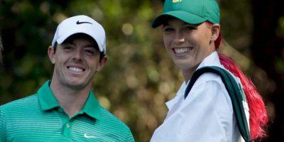 Algunos internautas pensaron que era un mensaje entrelíneas para su expareja, el golfista Rory Mcllroy Foto:Getty Images