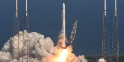 SpaceX logra despegue del cohete Falcon 9