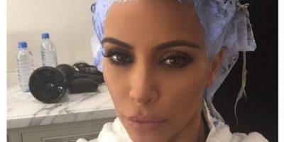 Sus cambios de look Foto:Vía Instagram.com/kimkardashian