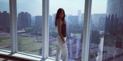 La Miss Universo colombiana lleva más de 10 meses de relación con el estudiante de arquitectura. Foto:Instagram/paulinavegadiep