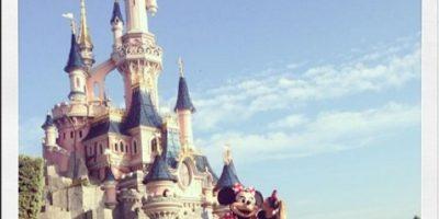 Perrie sorprendió a su novio con un viaje a Disney Foto:Instagram/perrieeele