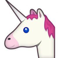 Unicornio – Criatura mitológica con forma de caballo y un cuerno en la frente. Foto:Twitter