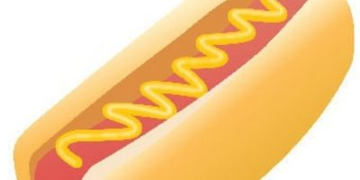 Hot dog – Comida rápida con una base de pan, una salchicha en su interior y acompañado con salsa de tomate, mostaza, entre otros ingredientes. Foto:Twitter
