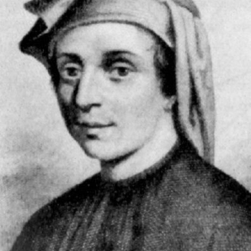Leonardo Pisano Blgollo. Fue uno de las que ayudó en la introducción del sistema numérico arábigo. Foto:Wikimedia