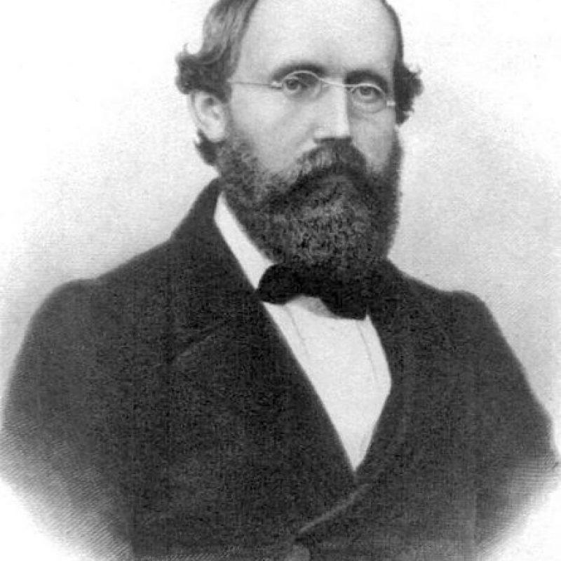 Bernhard Riemann. Conocido por la Hipótesis de Riemann sobre la distribución de los números primos. Foto:Wikimedia