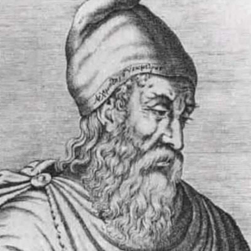 Arquímedes. Dio una aproximación bastante precisa del número Pi, definió un espiral que lleva su nombre y un sistema para expresar números muy largos. Foto:Wikimedia