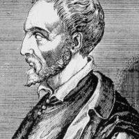 Girolamo Cardano. Es reconocido por sus trabajos en las ecuaciones cúbicas y cuárticas, además de ser de los primeros en trabajar con números complejos y solucionar ecuaciones de tercer y cuarto grado. Foto:Wikimedia