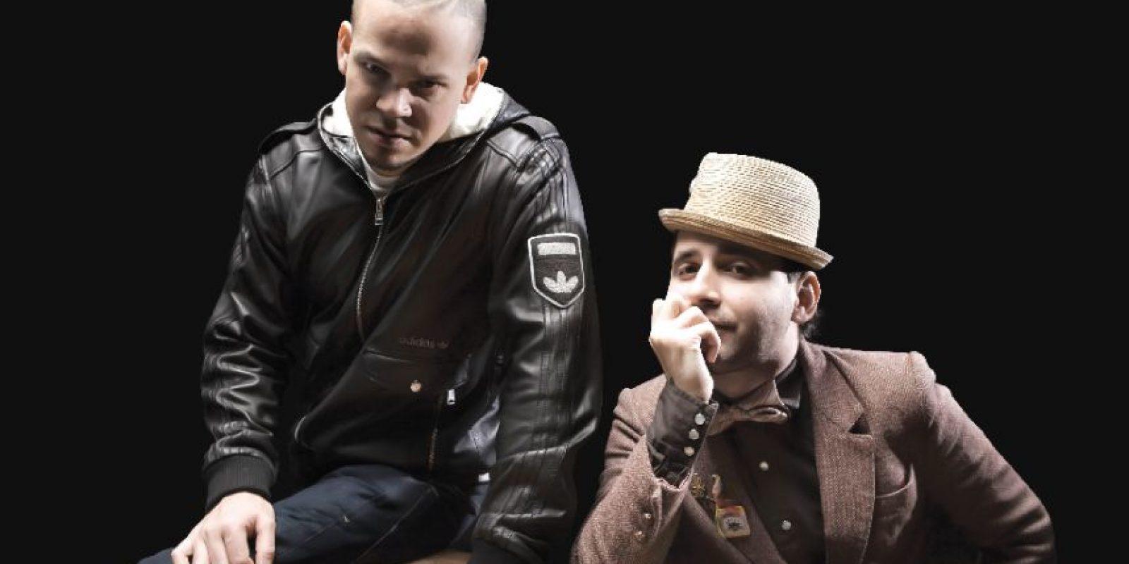 Las voces del dueto puertorriqueño animarán los segmentos de la cadena televisiva durante las justas. Foto:Publinews