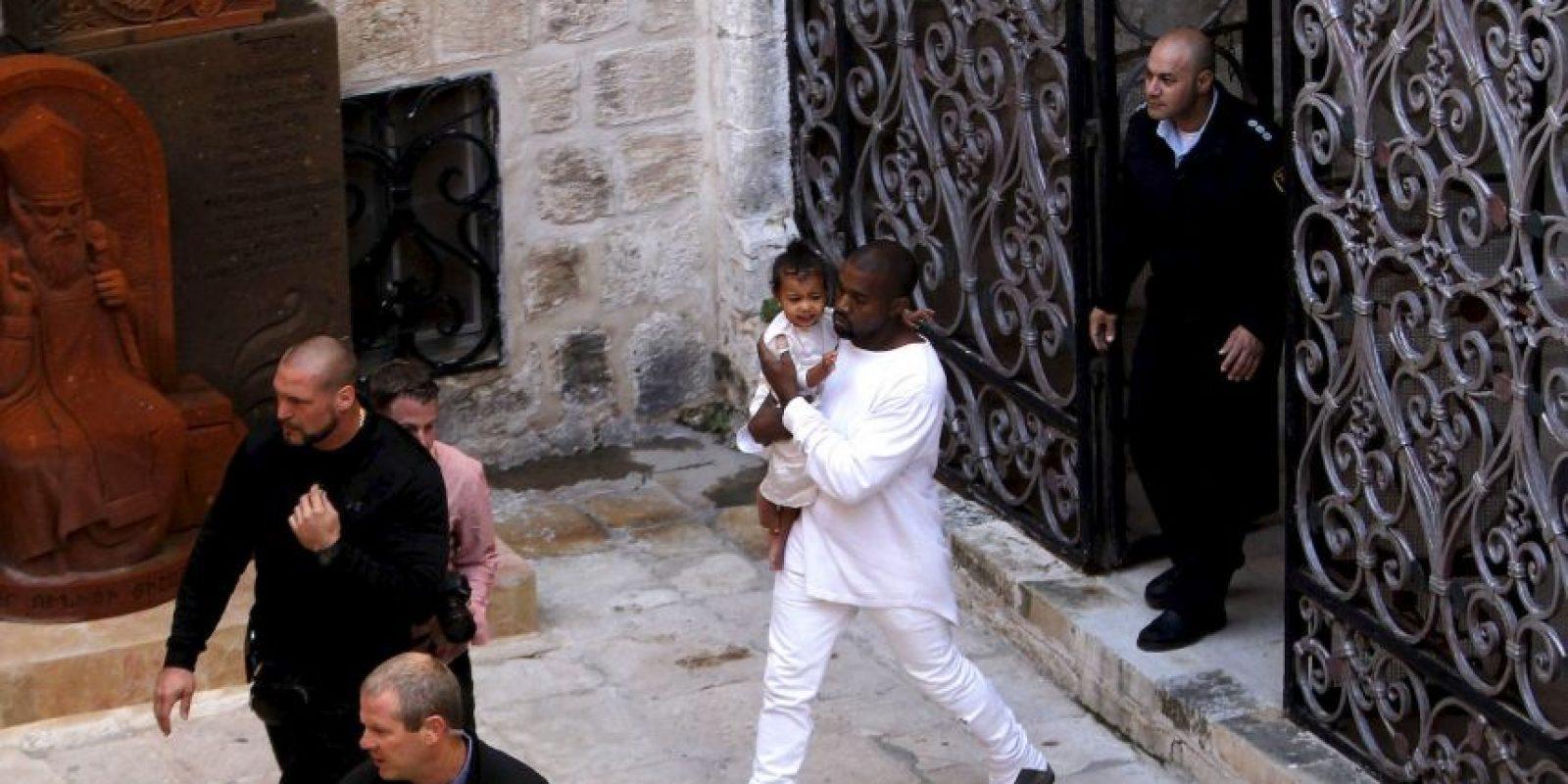 Jerusalén fue la última parada que realizó la socialité Foto:Grosby Group