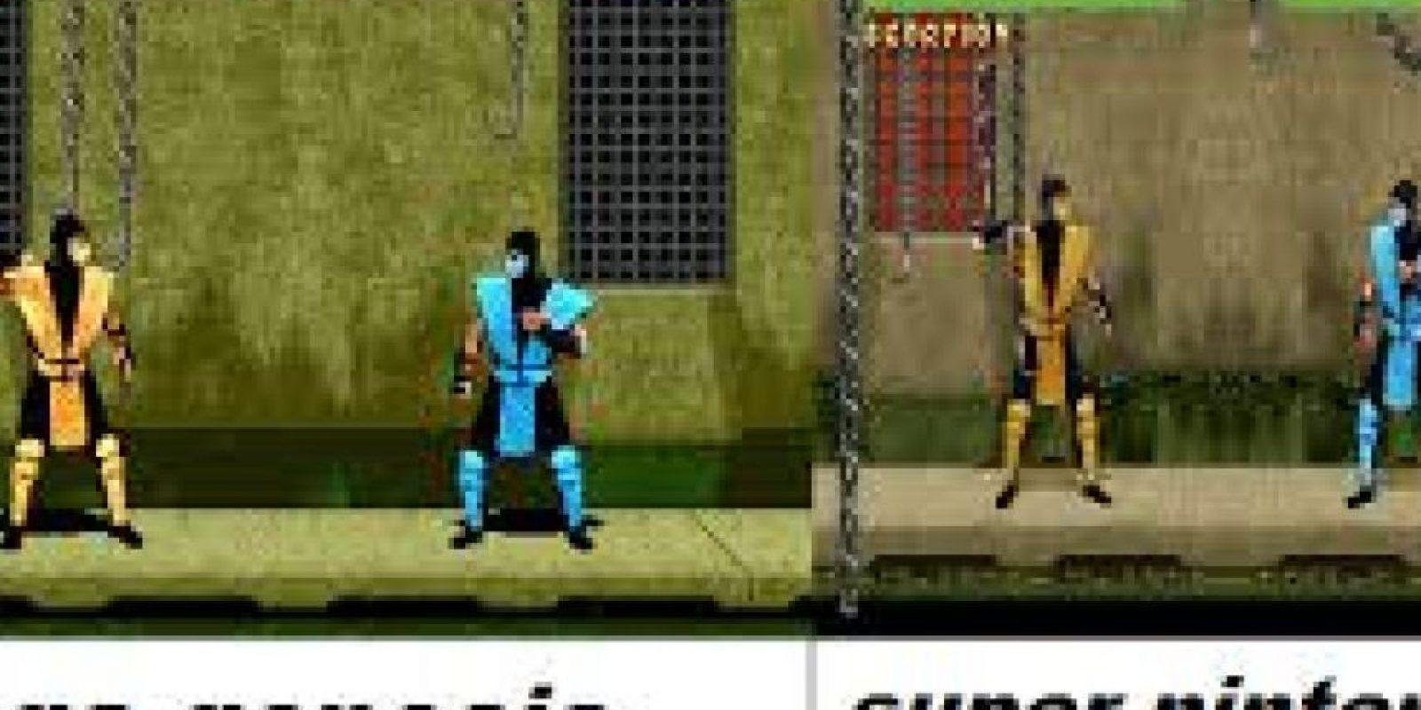 MK –como suele abreviarse– es una franquicia de videojuegos de peleas, creada por Ed Boon y John Tobias en 1992. Una de sus características primordiales es la violencia explícita. Foto:fc09.deviantart.net