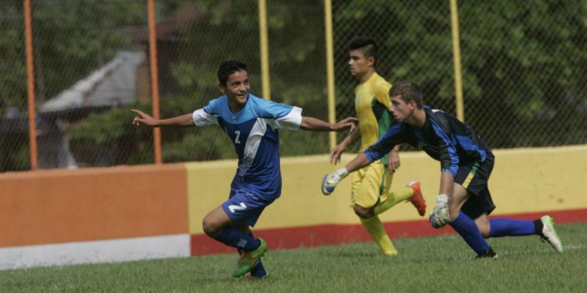 Guatemala derrota a Brasil en el Mundial Escolar