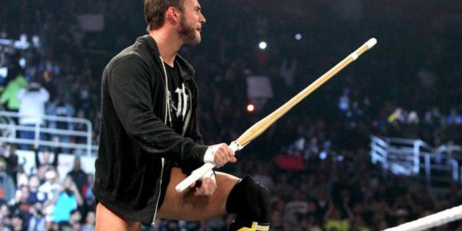Punk fue despedido a mediados del año pasado, el mismo día de su boda con la exdiva AJ Lee Foto:WWEWWEz
