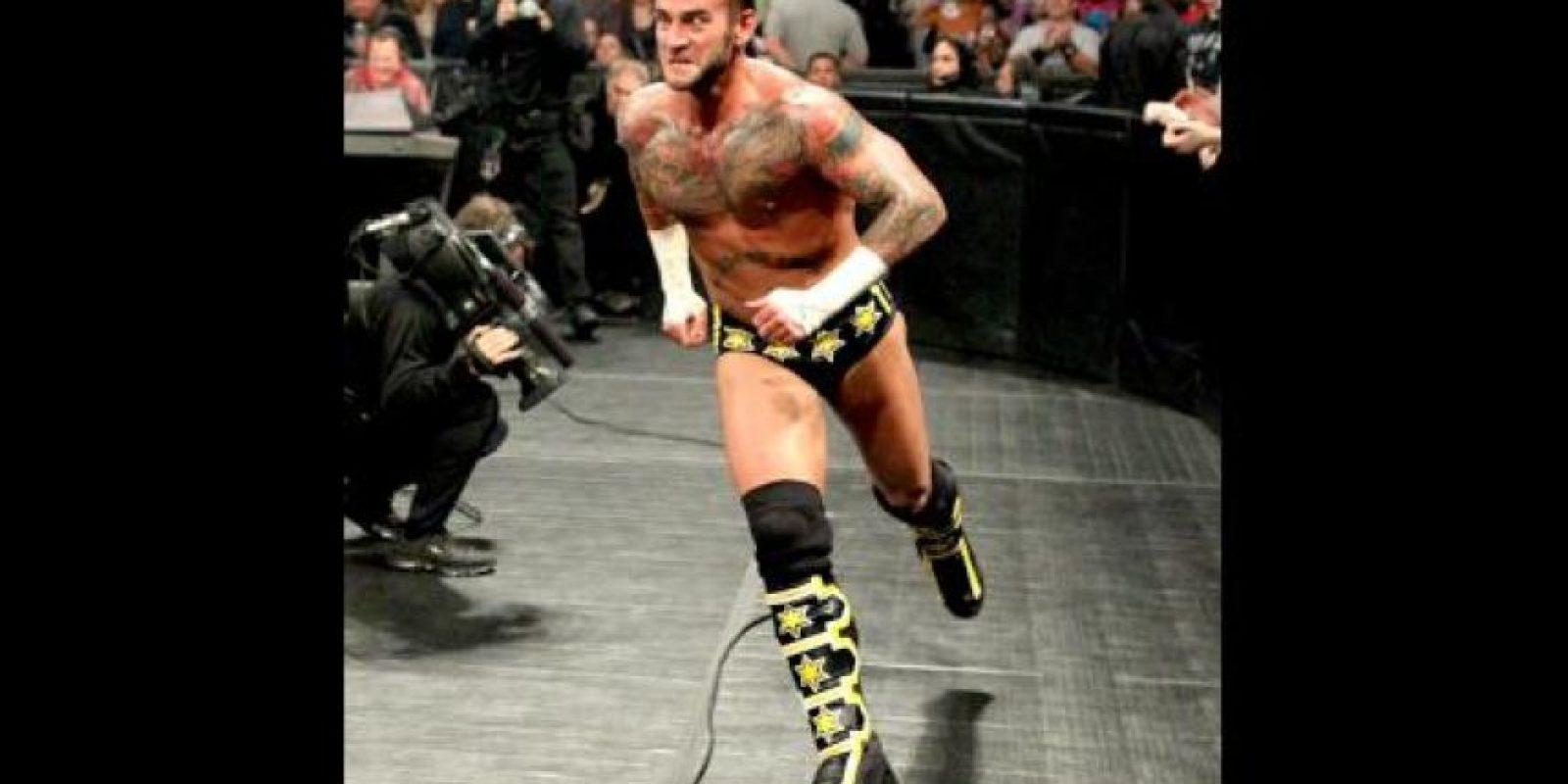 A finales de 2014 se unió a la UFC Foto:WWE