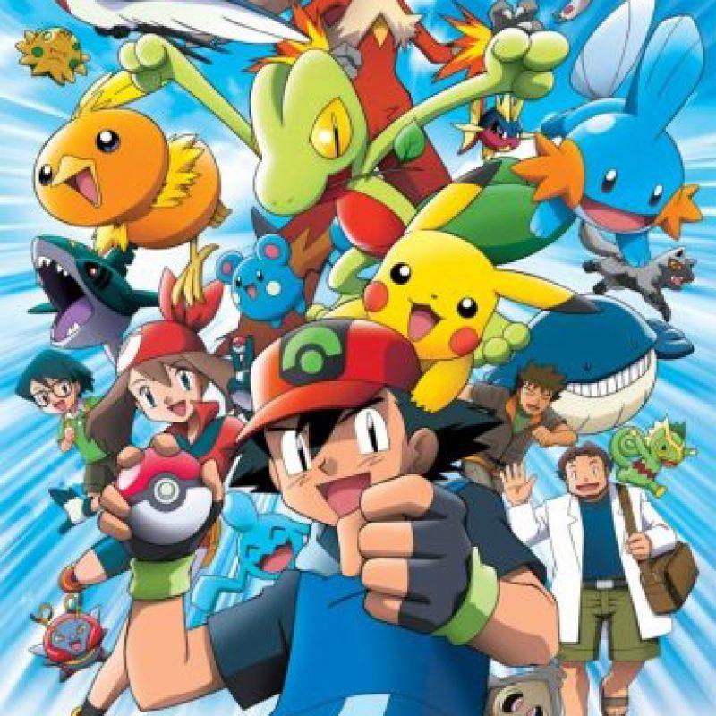 Pero eso no es todo: cada Pokemon es una fuente de perversión. Foto:vía 4Kids Entertainment