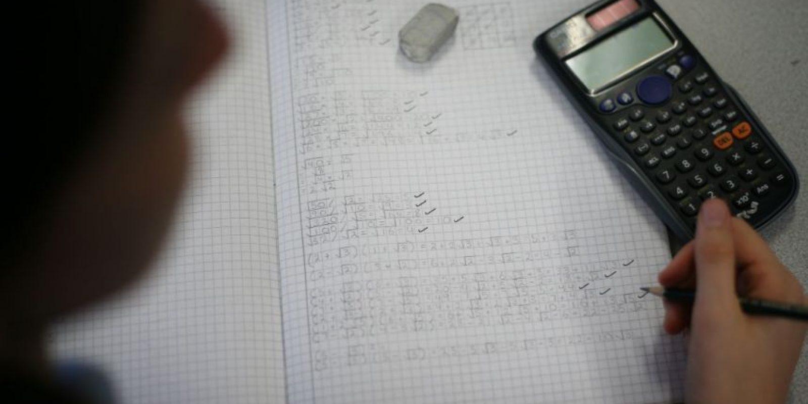 Este problema fue planteado a niños de 14 años, pero no todos pueden resolverlo. Foto:Gtety Images