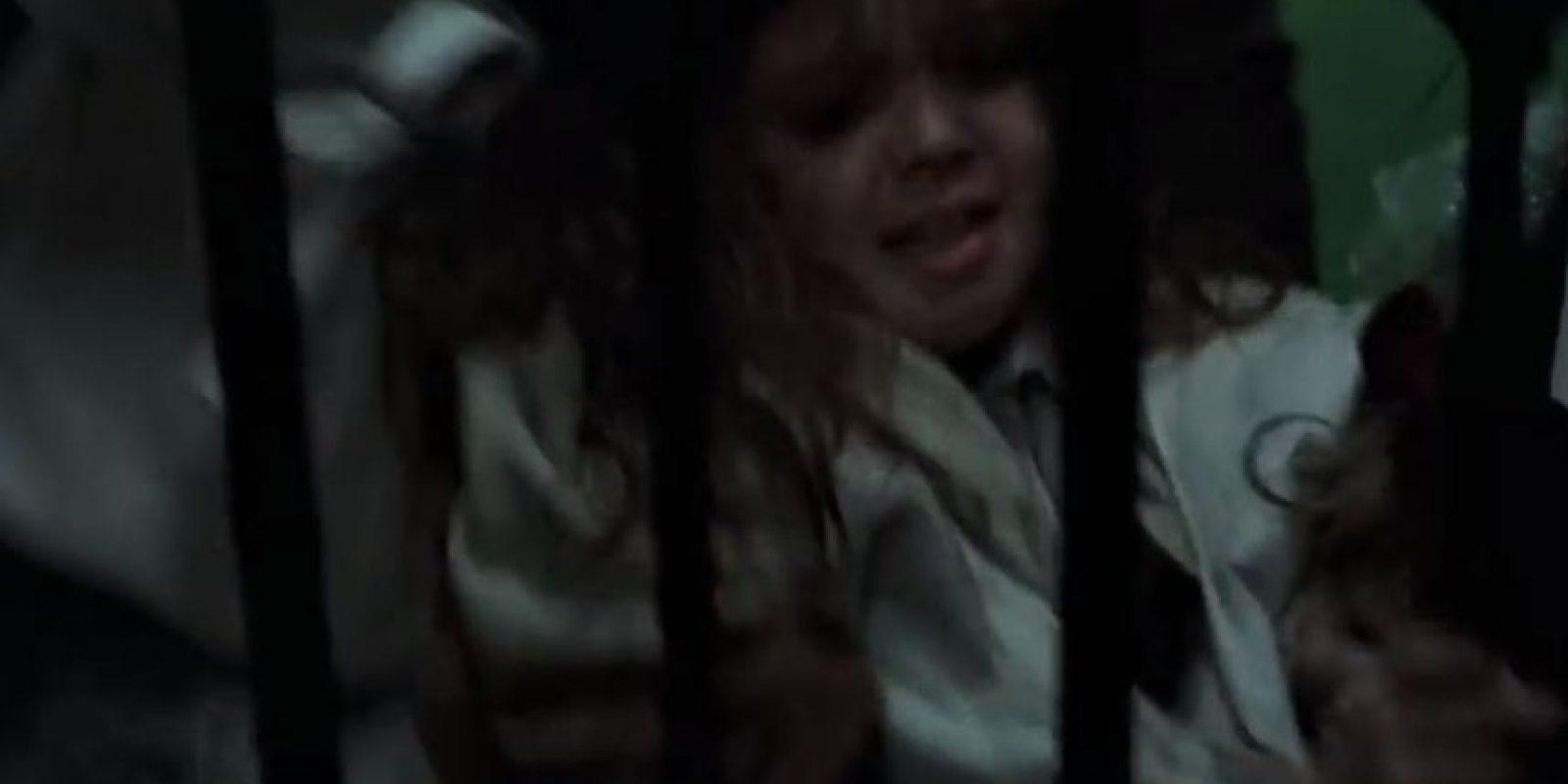 Cora, la niñita amiga de Jack, tuvo un horrible destino. Foto:Fox