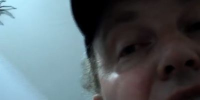 No se sabe qué pasó con el infortunado cazador. Foto:vía Youtube/Leokimvideo