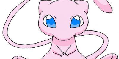 """El Pokemon """"Mew"""" es mejor dicho, ícono del """"Orgullo Gay"""". No se sabe cómo no lo han exhibido en desfiles. Foto:vía 4Kids Entertainment"""