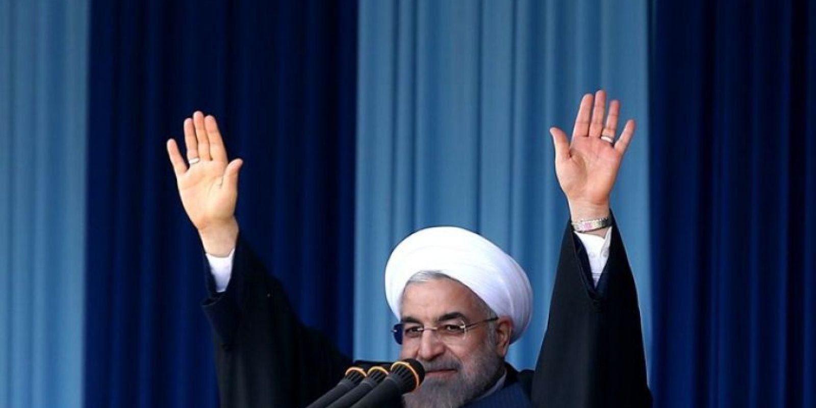 2. Irán Foto:AFP
