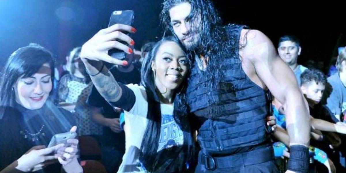 Aficionados europeos invaden el ring de la WWE