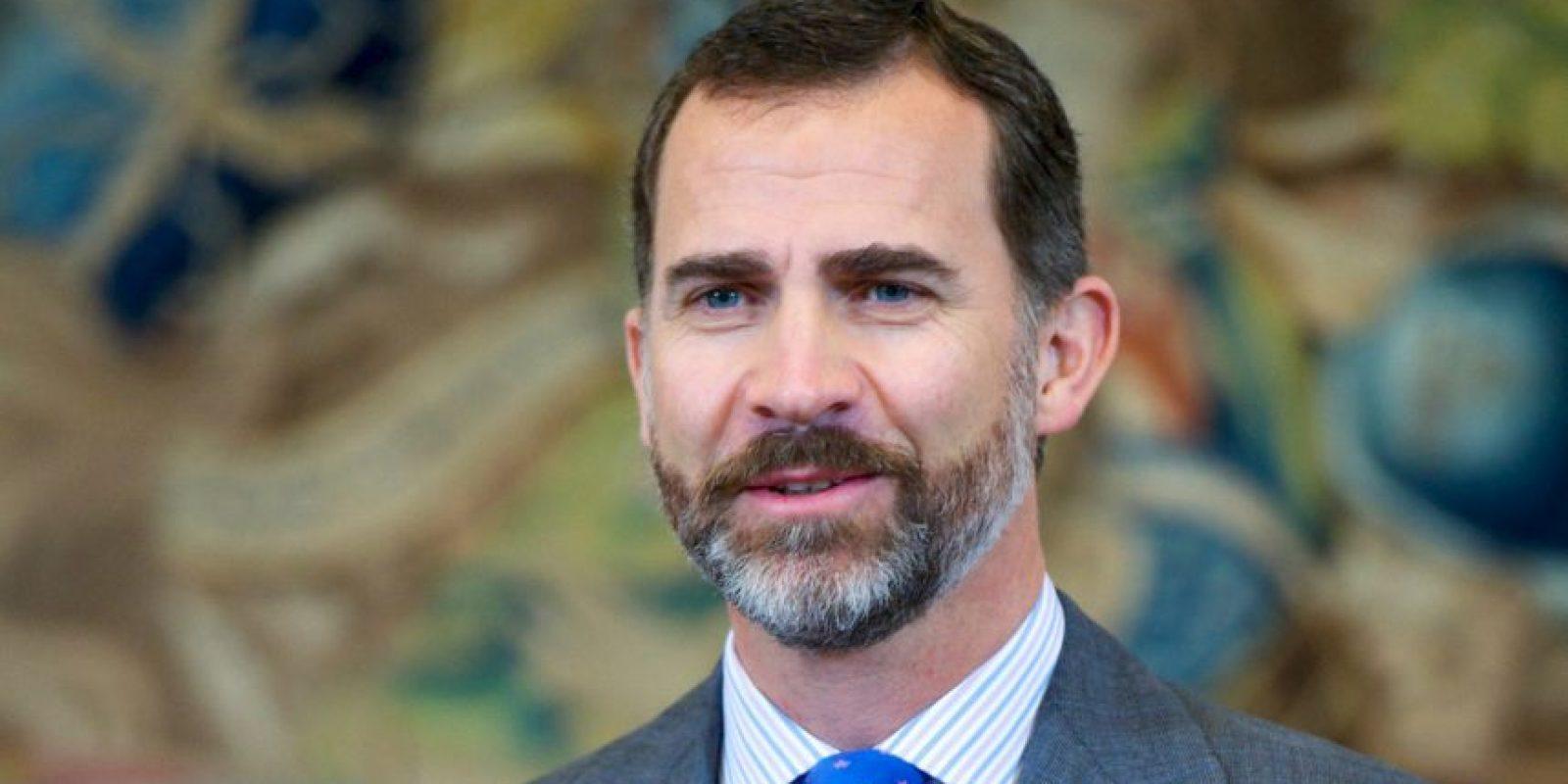 """6. """"El País"""" reseñó que en el mes de febrero, Iglesias pidió una audiencia con el rey Felipe VI. Foto:Getty Images"""