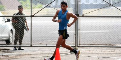 OFICIAL: Erick Barrondo ya tiene su marca para los Olímpicos de Rio 2016