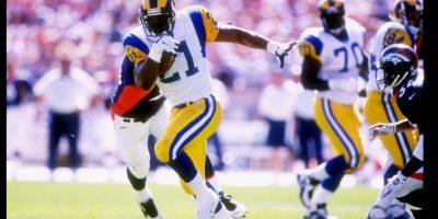 También jugó para los Delfines de Miami y 49ers de San Francisco. Foto:Getty Images