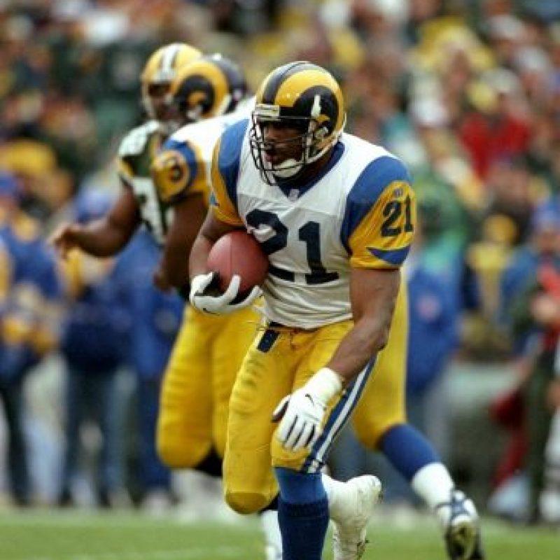 En 1998 pasó una temporada con los Barcelona Dragons de la NFL Europea. Foto:Getty Images