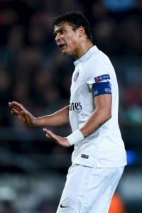 Thiago Silva Foto: Getty Images