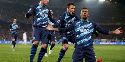 El Porto fue líder del Grupo H Foto:Getty Images