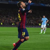 Jordi Alba Foto: Getty Images