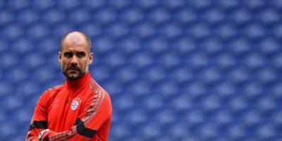 Pep Guardiola es el DT de los bávaros Foto:Getty Images