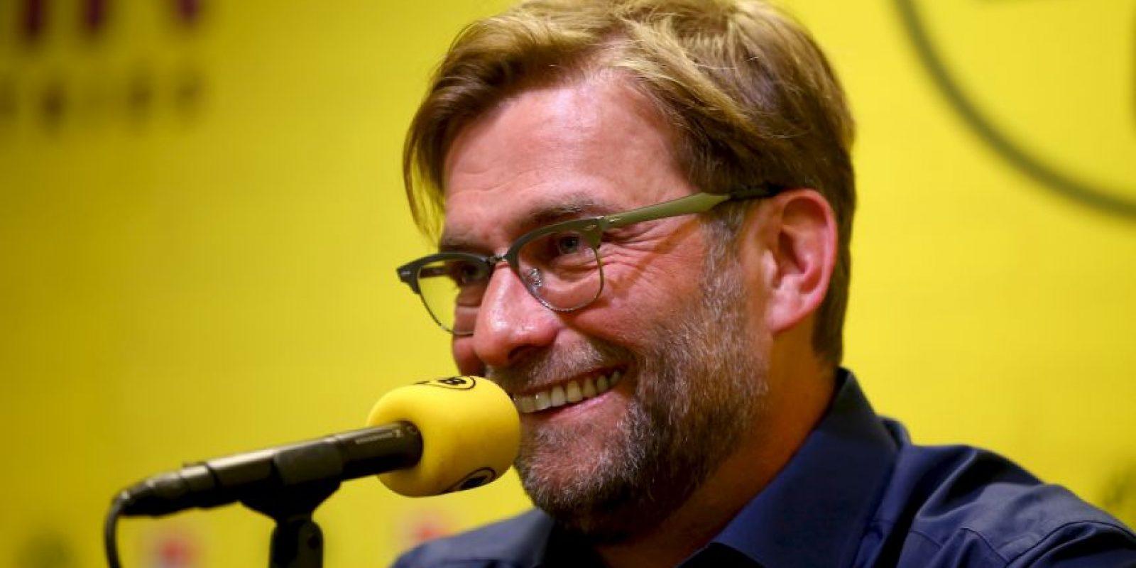 """En conferencia de prensa, el entrenador alemán anunció su decisión la cual fue motivada por que """"ya no es lo mejor para el equipo"""". Foto:Getty Images"""