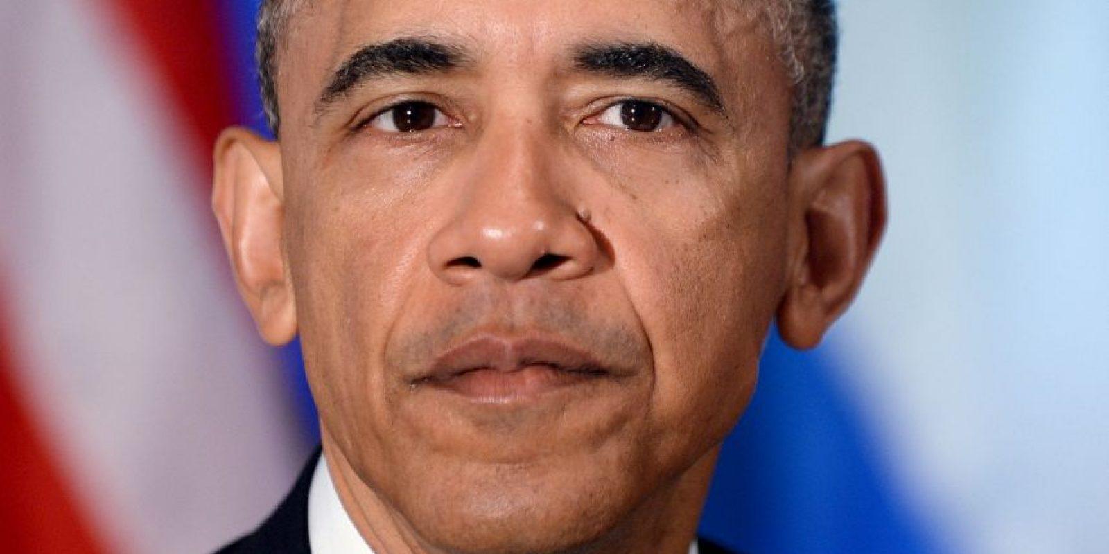1. Ayer el presidente Obama notificó al Congreso su decisión de sacar a Cuba de la lista de países que patrocinan el terrorismo. Foto:Getty Images