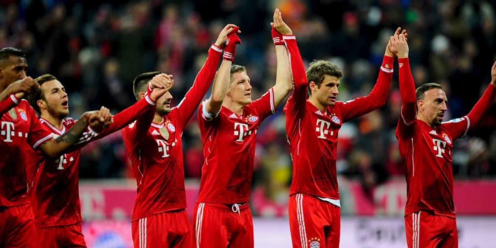 Solo han caído en un partido en esta Champions Foto:Getty Images