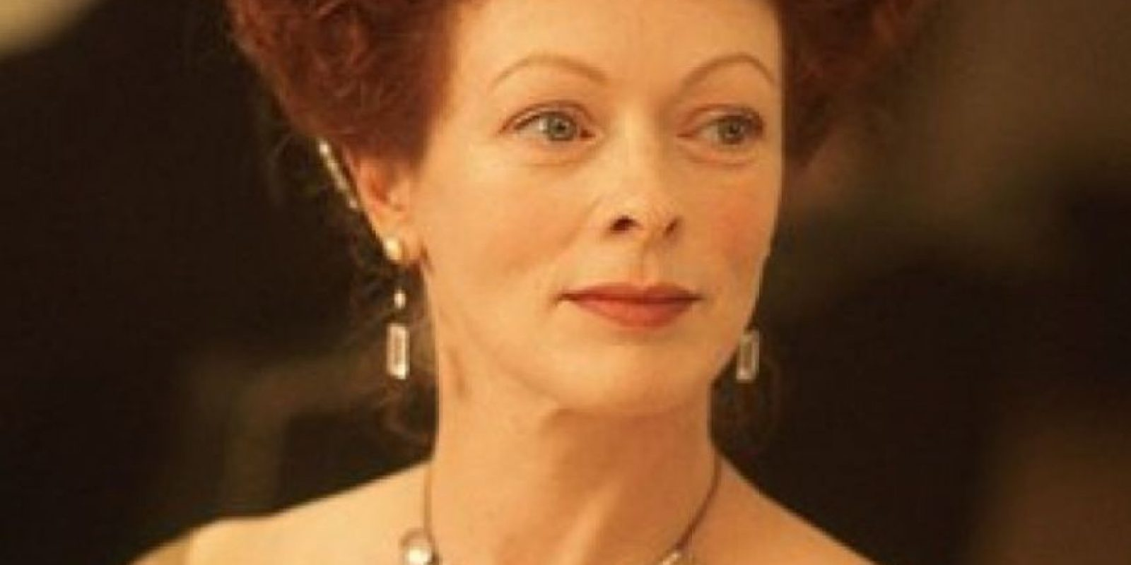 "Interpretó a ""Ruth DeWitt Bukater"", la madre viuda de ""Rose"" Foto: 20th Century Fox"