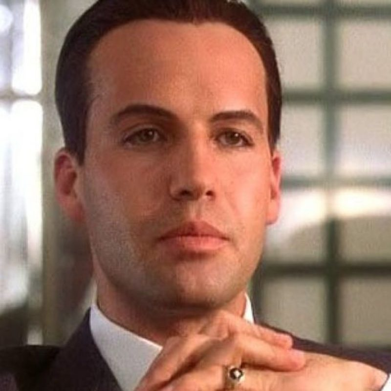 "Billy Zane interpretó al villano ""Caledon Nathan"", prometido de ""Rose"" Foto: 20th Century Fox"
