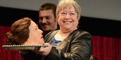 """Actualmente tiene 66 años y participó en la serie """"The American Horror Story"""". Foto:Getty Images"""