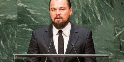 Es un famoso activista del medio ambiente y Mensajero de la Paz por la ONU Foto:Getty Images