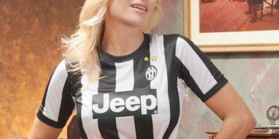Es hincha de Juventus Foto:Vía instagram.com/vittoria_risi