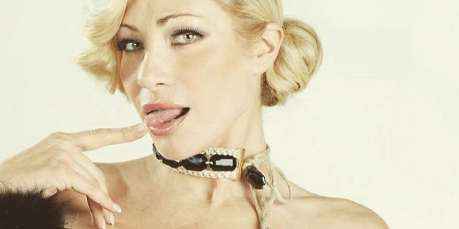 Tiene 36 años Foto:Vía instagram.com/vittoria_risi