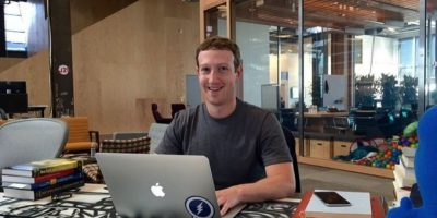 Mark Zuckerberg es adicto a trabajar en Facebook