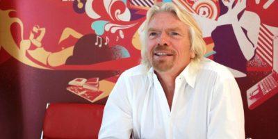 El empresario Richard Branson apoya la idea de conectar a las dos terceras partes del mundo que no tienen acceso a Internet. Foto:facebook.com/RichardBranson