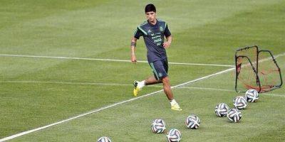 Pero después del Mundial mostró su interés para jugar en Europa Foto:Vía twitter/PulidoTeam_DF