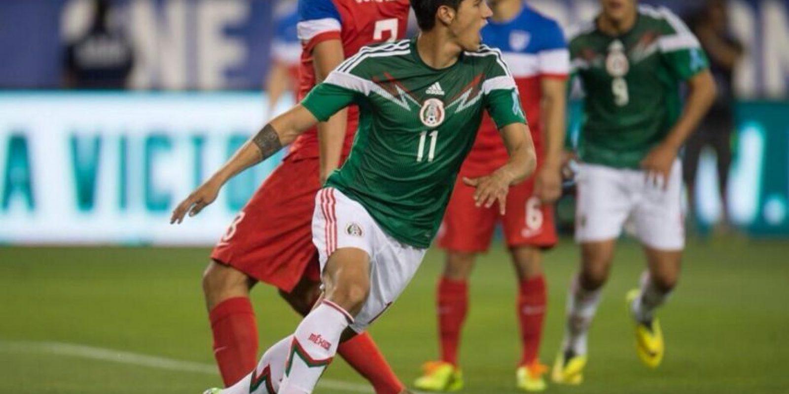 Se trata del mexicano Alan Pulido Foto:Vía twitter/PulidoTeam_DF