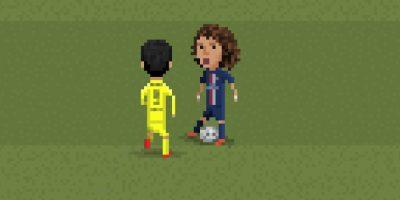 Foto:Vía twitter.com/8bitfootball