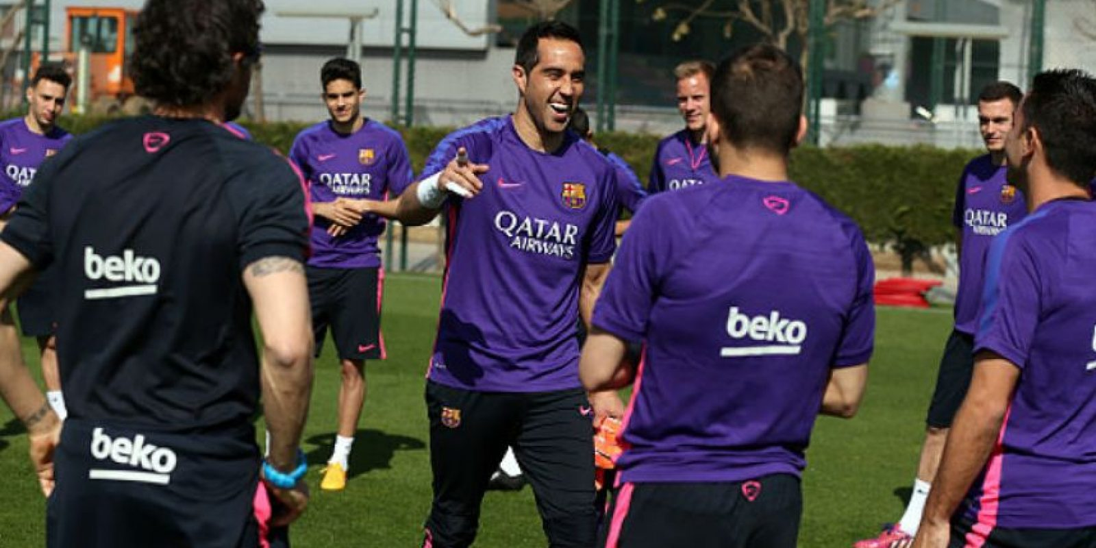 Llegó al Barcelona para la temporada 2014-2015 por 12 millones de euros. Foto:Getty Images