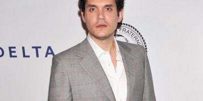 Mucho peor es John Mayer. Foto:vía Getty Images