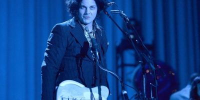 Jack White dio una historia extraña, pero agradable. Foto: vía Getty Images