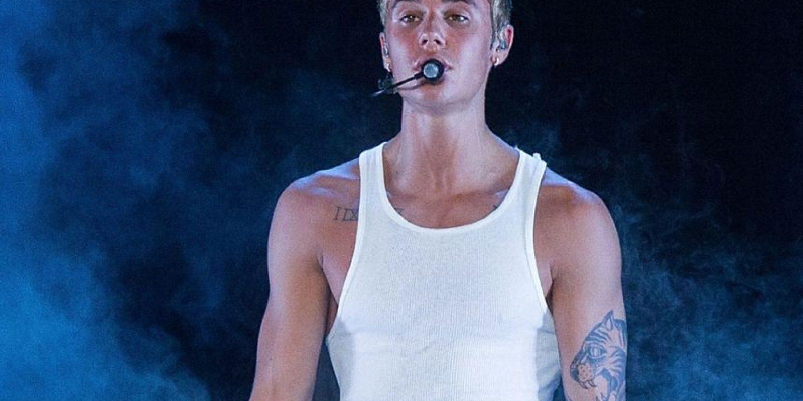 Otra historia con Justin Bieber ocurrió en Suecia. Foto:vía Getty Images